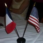 """""""Les Drapeaux de la France et les Etats Unis"""""""