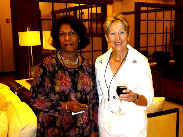 Monique & Nancy