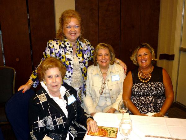 Denyse, Guest, Michel, & Linda