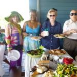 Ella, Josette, Shirley & Morris