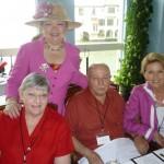 Evelyn, Denyse, Mark & Alona
