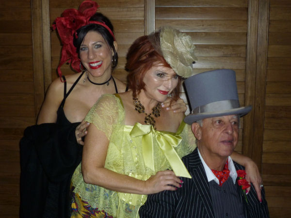 Sharon, Ella & Jack