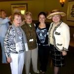 Denise, Etiennette, Loraine & Denyse