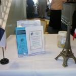 AF de Naples Welcoming Table