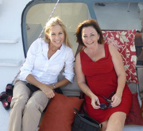 Pammie & Angie