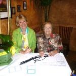 Welcoming Committee Diane & Jan