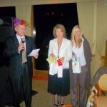 Costume Contest Judges Ron, Alona & Pammie