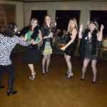 Party Time on the Dance Floor