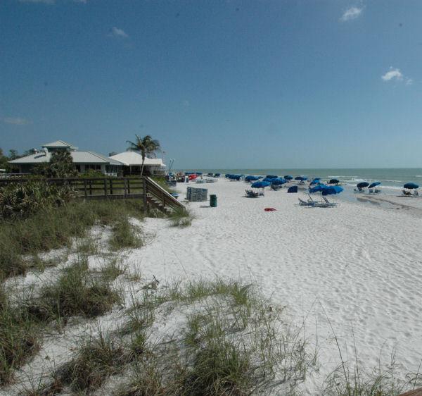 07 Beach At Pelican Bay