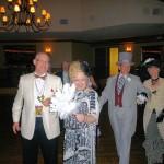 Gene, Denyse & Guests
