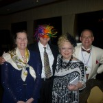 Guest, Ron, Denyse & Gene