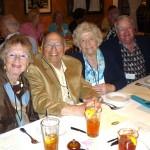 Shirley, Morris, Ginnie & Bob