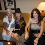 01 - Hostess Corinne; Welcoming (Ella & Sharon)