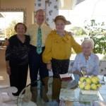 Jan, Gene, Denyse & Mariana