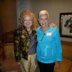 01 - Pres. Denyse & Hostess Corinne