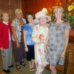 4- Master of Ceremonies Helen Sundgren & Board of Directors present